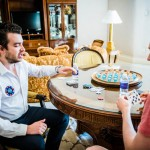 TEST OF SKILLS: There is a lot more to poker than simply luck