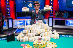 Qui Nguyen, Main Event Champion of The 2016 World Series of Poker