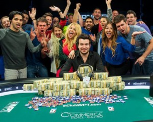 Chris Moorman wins 2014 WPT LA Poker Classic