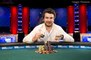 Chris Moorman - The 2017 WSOP Bracelet Winner of Event #27 $3000 6-Max Tournament